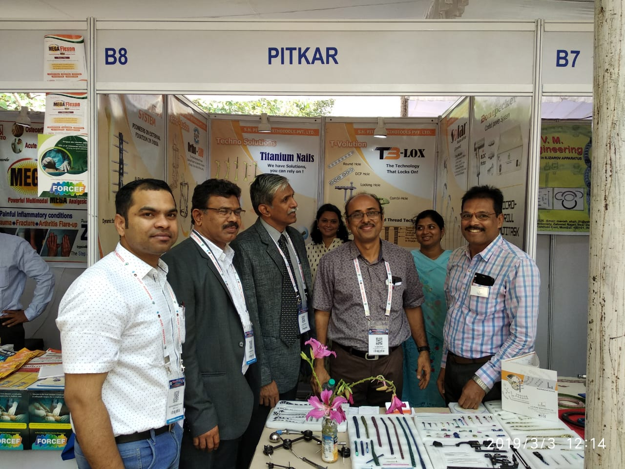 Spinal Implants India, Orthopedic Implants India